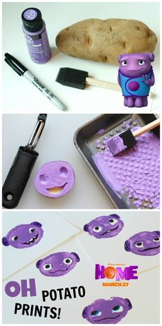It is OK to make mistakes with this fun Oh stamp! Sponsored by DreamWorks