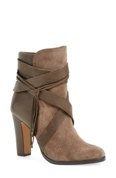 Vince Camuto Vince Camuto 'Charisa' Bootie (Women) available at High Heel Boots, Ankle Boots, Bootie Boots, High Heels, Boot Over The Knee, Cute Shoes, Me Too Shoes, Cool Boots, Beautiful Shoes