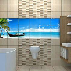 Banyo digital cam örnekleri bathroom digital glass decoration