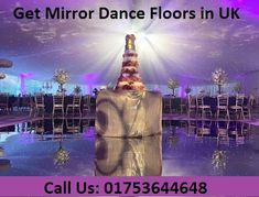 If you are looking for Mirror Dance Floors then Calibar is the best option for you. We provide dance floors for events, our trained staff makes your wedding special with our wide range of dance floors.