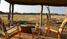 The Hide - Hwange National Park - Zimbabwe - Africa