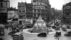 [i]Guinness, Bovril and Morris: Piccadilly Circus in 1946 Credit: PA/PA Archive/Press Association ImagesGuinness, Bovril and Morris: Piccadilly Circus in 1946 Credit: PA/PA Archive/Press Association Images[/i] Earth Hour, Piccadilly Circus, Marie Curie, Space Photos, 24 Years, West End, The Last Time, Guinness