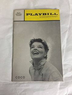 Never knew Katherine Hepburn was in a musical.