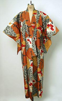 Kimono, 1920-1935, Japan
