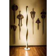 Harmony Floor Lamp    From Urban Forest    Authentic design Inspired by nature.  Designed by Piotr Fox Wysocki.    $2,250.00