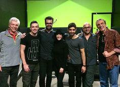 Deana Martin with John Griffeth, Pat Madden, Ray Fioravanti, Joel Sena, Josh Munn & Rick Krive