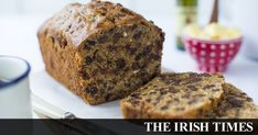 Traditional Irish barmbrack- I only had Rum so I used that. But anyway, I don't know why glad wrap and tin foil. But I followed instructions. To me it is a fruit loaf to the rest of the world.