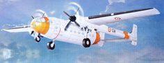 Nord Noratlas Military Transport Aircraft Paper Model Free Template Download…