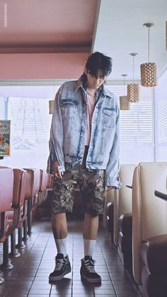 Kris Wu, Hip Hop Outfits, Boy Outfits, Chanyeol, Kai, Exo Songs, Rapper, Wu Yi Fan, Kpop Exo