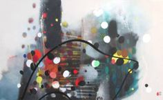 "Saatchi Art Artist Iliad Sabchi; Painting, ""Will POWER/Desired 2."" #art"