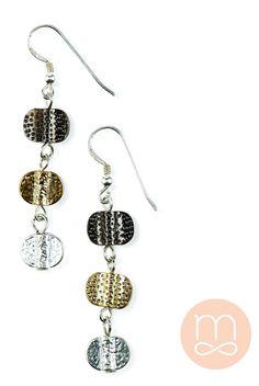 Trifection Earrings - Mialisia VersaStyle Jewelry