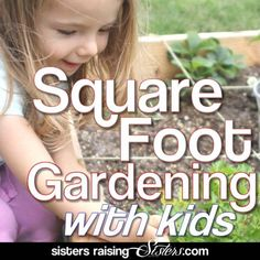 Anyone who wants to start living (and eating) more naturally will love this. It's a great how-to on planning, building and growing a small, backyard Square Foot Garden. And she does it all with her toddler girls!