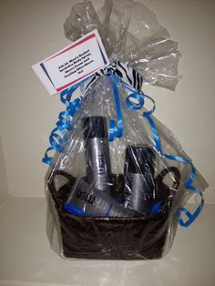 Mary Kay is not just for girls.... Need a nice Men's basket for Valentines day.  Only $38.00!  you can email me on my website for free shipping or delivery.  www.marykay.com/athomas97814