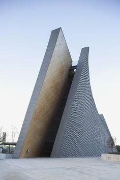Church in Mexico designed by Javier Sordo Madaleno Bringas