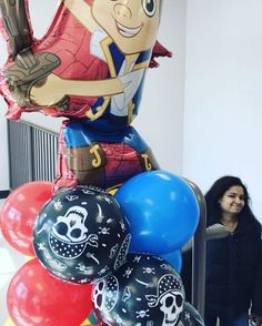 Jake and Neverland pirates ☠️📿⚔️💎🏝⛵️ #jakeandtheneverlandpirates #jakeylospiratasdelnuncajamas #eventdecor #pirates #piratas #balloons #balloondecorations #decofestbystef #decofestbystef #decoracionconglobos #globos #events #decorations #event #eventplanning #eventplanner #decoracion #decoraciondeeventos #planeadoradeeventos #kidsparty #birthdayparty #letscelebrate piratas #globos #balloons #decoraciondeeventos #planeadoradeeventos #pirates #decorations #jakeandtheneverlandpirates…