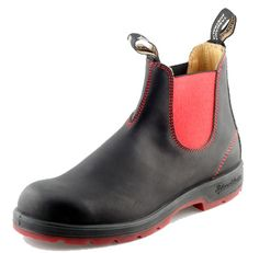 Blundstone 1316 - black and red