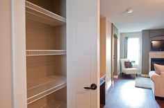 Pantry Space - On the Park Custom Builders, Custom Homes, Pantry, Commercial, Space, Home Decor, Pantry Room, Floor Space, Butler Pantry