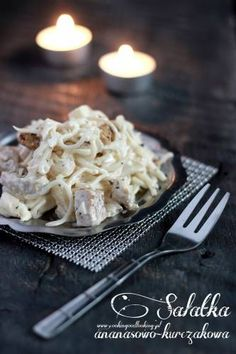 Najlepsza na świecie sałatka ananasowo-kurczakowa/ The best ever pineapple chicken salad