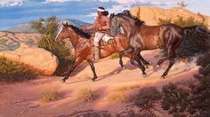 The Colonel's New Thoroughbred by David Nordahl