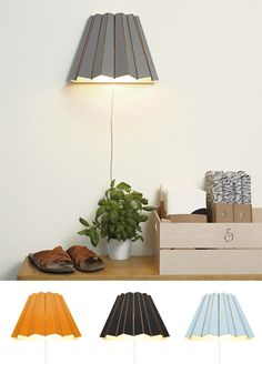 Modern wall lamp by &Bros