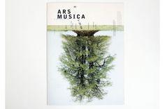 olivier lamy - atelier de création graphique et typographie - Ars Musica 1997
