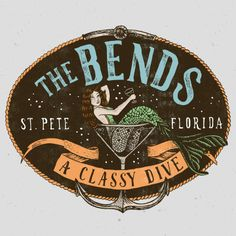 The Bends, St. Petersburg FL | Joshua Noom Creative