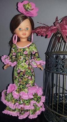 diseño Viqui Corpas Nancy Doll, Barbie, Hello Dolly, Girl Dolls, American Girl, Elsa, Doll Clothes, Costumes, Disney Princess