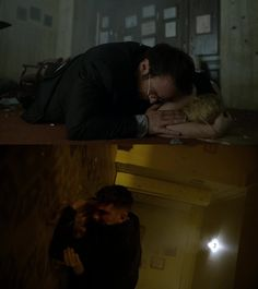 lucky girl Karen Page, first Murdock then Castle covered her.