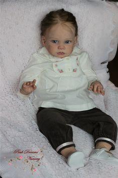 Reborn Girl Toddler Limited Sold Out Kit Gabriella by Regina Swialkowski Iiora | eBay