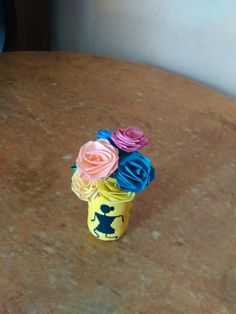 Quilling flowers-rose