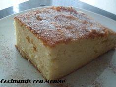 Coca de Llanda Es una coca típica de Valencia, muy buena para un desayuno o merienda.