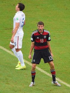 Thomas Muller 5 goles en 562 minutos y 3 asistencias #GER pic.twitter.com/0hRJV5FYr0