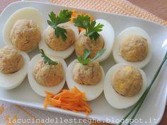 La cucina delle streghe: E uova siano! Ma... tonnate.