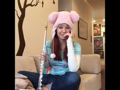 Sierra Boggess, Flute  Live - YouTube Musical Theatre Quotes, Theatre Problems, Ramin Karimloo, Sierra Boggess, Acting Tips, In Another Life, Education Architecture, Love Never Dies, Phantom Of The Opera