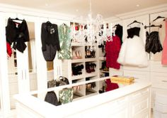 i want this as my closet filled with all the nice shoes and clothes :D