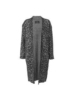 88d66873e837 Cameliu leopard knit cardigan - # Q56730001 - By Malene Birger Autumn  Winter 2014 - Women's