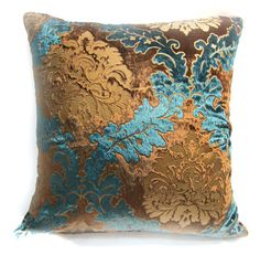 Good Fabric Store on Etsy has really reasonable pillows with awesome designs!