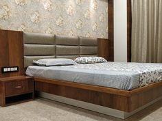 Box Bed Design, Bedroom Pop Design, Bed Back Design, Wardrobe Design Bedroom, Bedroom Furniture Design, Bed Furniture, Simple Bed Designs, Best Bed Designs, Double Bed Designs