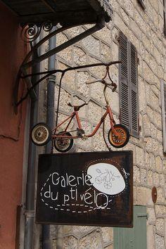 Galerie - Banon, Alpes-de-Haute-Provence (France) - Crédit Photo : Eric (lefotograve) via Flickr