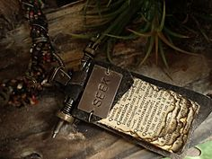 altered alchemy jewelry by Luthien Thye