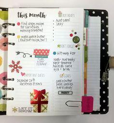 Carpe Diem Planner - December This Month - Scrapbook.com