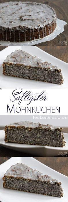 Mohnkuchen – so saftig wie noch nie Juiciest poppy seed cake ever Related Post Warning: This dessert has addictive potential! Food Cakes, Sweet Recipes, Cake Recipes, Avocado Dessert, Poppy Seed Cake, Food Blogs, Cakes And More, Sweet Tooth, Bakery