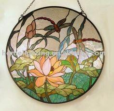 Tiffany Glass | Tiffany Window Art Glass (tf-2400) Photo, Detailed about Tiffany ...