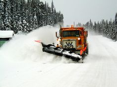 Plow Truck  yea.....our province!!!