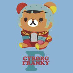 Teddy Bears One Piece | Franky