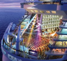 Allure of the seas for 2012
