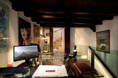 Bicuadro architects | CASA MENOTTI  Centro di Documentazione del Festival dei Due Mondi - Spoleto