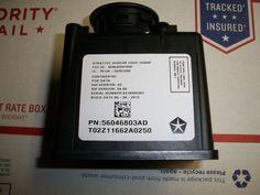 # 2013 DODGE DART MOPAR OEM 56046803AD Switch, Ignition