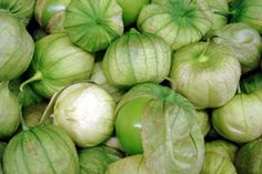 Tomatillos Salsa Verde Ingredients: 1 pound tomatillos, husked 1/2 cup onion, finely chopped 1 teaspoon garlic, minced 1 chili pepper, minced 2 tablespoons cilantro, chopped 1 tablespoon fresh oregano, chopped 1/2 teaspoon ground cumin 1 1/2 teaspoons salt, or to taste 2 cups water