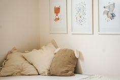 Przestrzeń Nalii - czyli pokój w stylu Montessori - kukumag- blog wnętrzarski, DIY, minimalizm, montessori